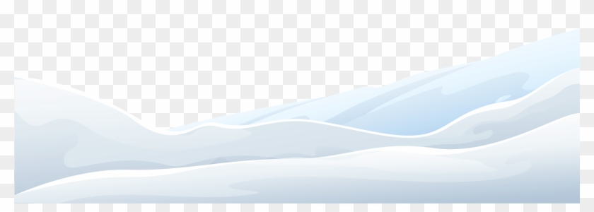 Snow Winter Gro - Snow On Ground Png #101406
