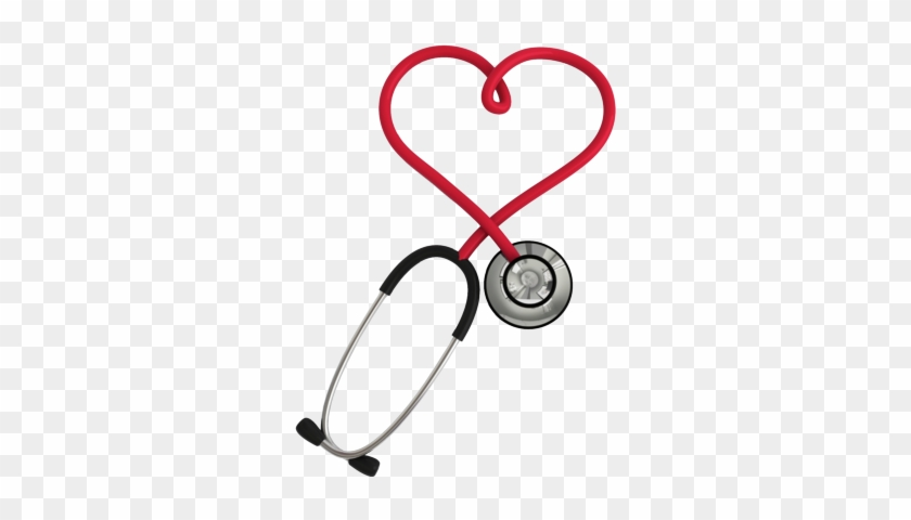 Stethoscope Heart Clipart Heart Stethoscope Images - Heart Stethoscope Png #101414