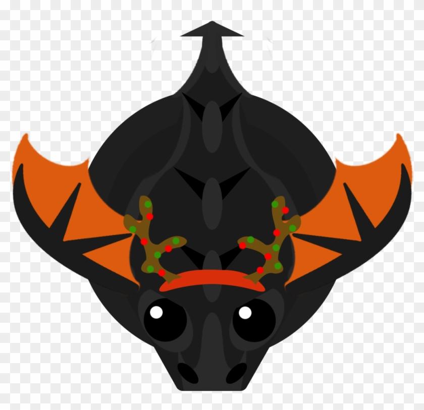 Blackdragon - - Black Dragon Mope Io #101449