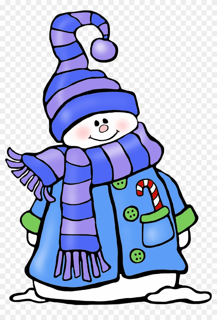 Free Winter Clipart - Free Winter Clipart For Teachers #101464