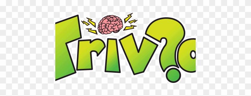 Knowledge Clipart Trivia - Trivia Night Font #101563