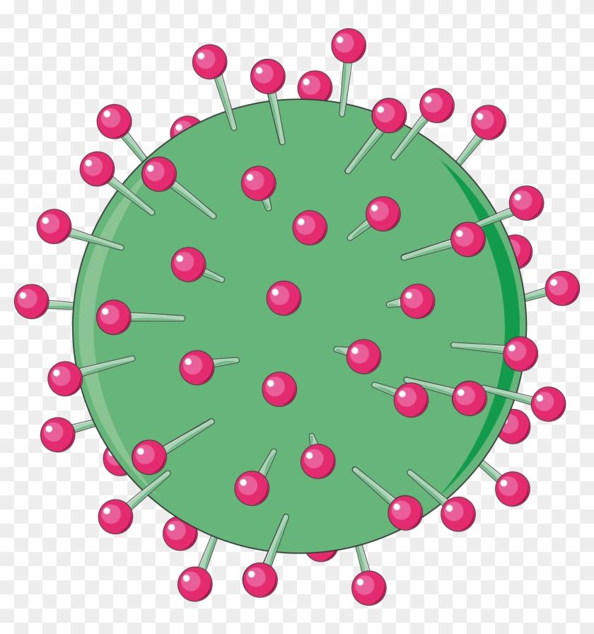 Hepatitis Virus - Banco De Imagens E Ilustrações Científicas Para Apresentações #101601