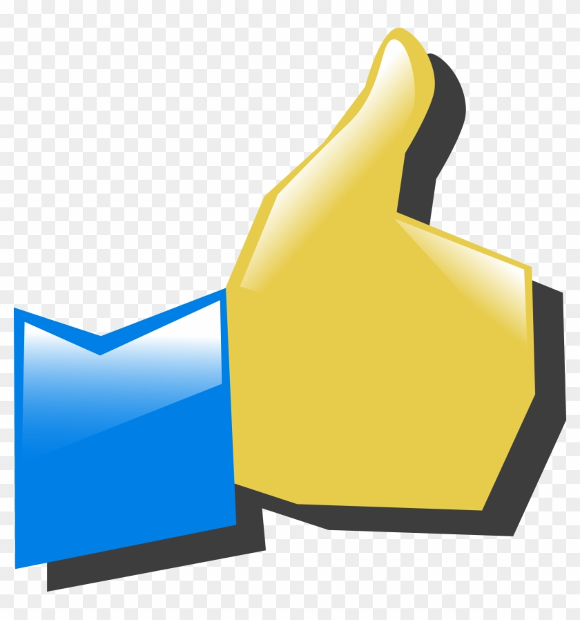 Microsoft Clipart Thumbs Up - Correct Clipart #101666
