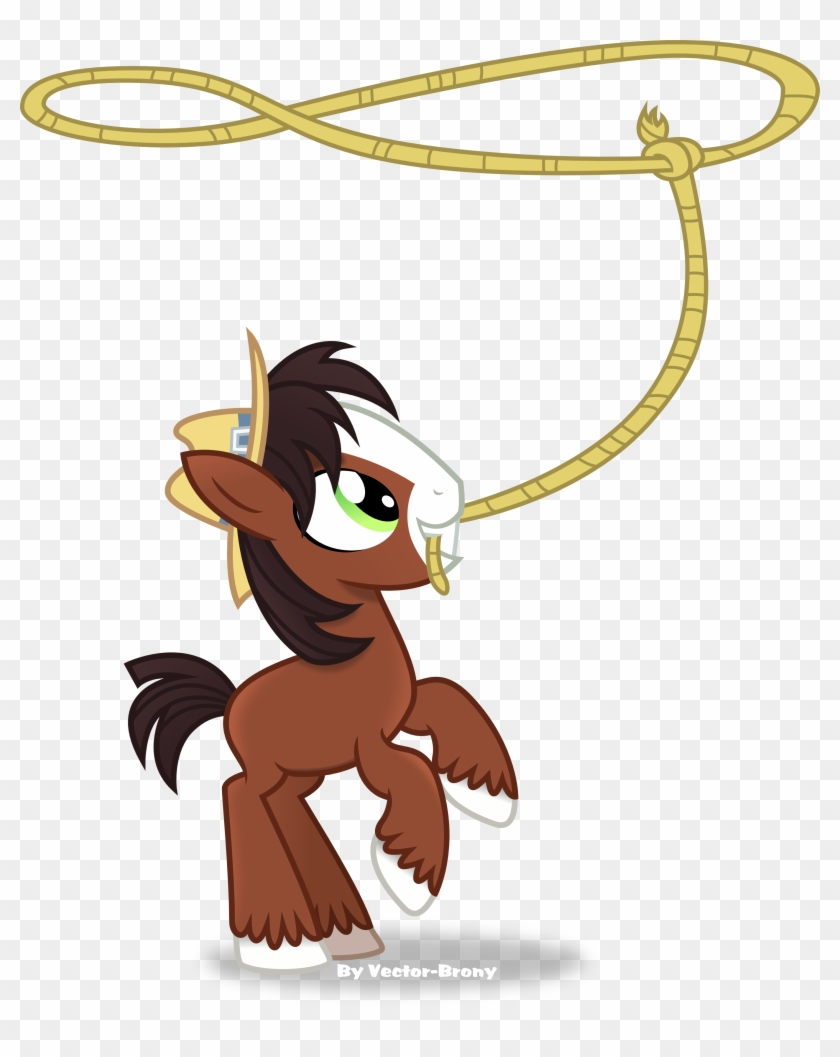 Young Trouble Shoes By Vector Brony - Clip Art #101670