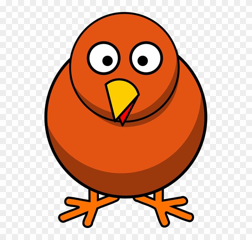 Weird Clipart Weird Chicken Clip Art At Clker Vector - Chicken Nuggets Clipart #101755