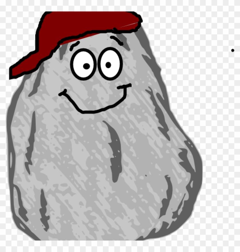 Rock Clip Art Mr Rock Clip Art At Clker Vector Clip - Good Questions About Rocks #101759