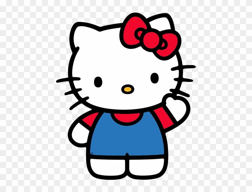 Hello Kitty Clip Art Images Cartoon 5 Wikiclipart - Hello Kitty Clipart Png #101793