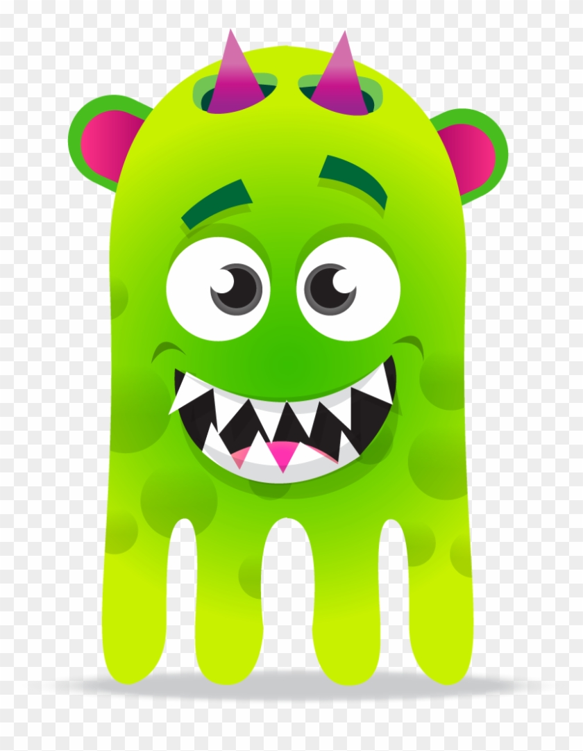 Class Dojo Monsters Clip Art Clipart Collection - Class Dojo Monsters Green #101850
