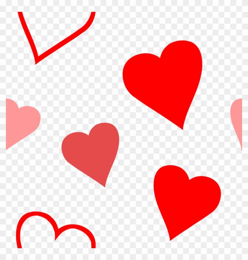 Alternative Valentine Hearts Pattern By Avionscreator - Pattern #101886