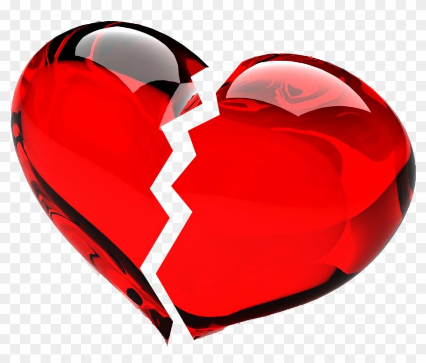 Broken Heart Transparent Background Heartz - Broken Heart Transparent Background #101987