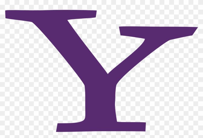 File - Yahoo Y - Svg - Yahoo Y Logo #102056