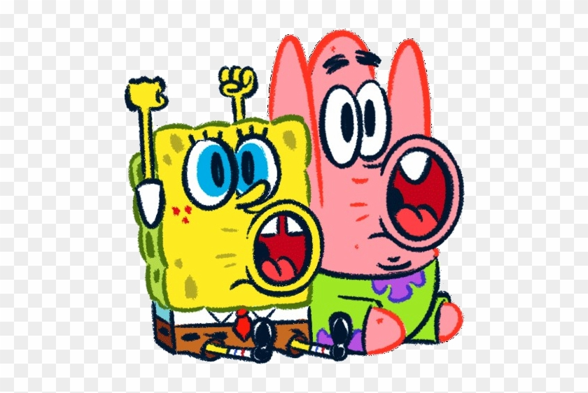 Spongebob And Patrick, Yahoo - Spongebob And Patrick, Yahoo #102078