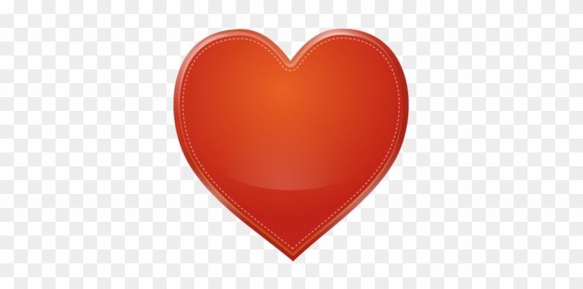 Love Heart Clip Art - Heart #102095