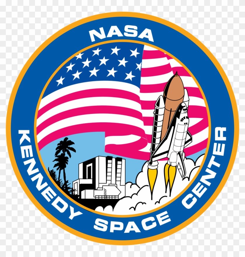 Kennedy Space Center Clipart - Kennedy Space Center Orlando Logo #102133