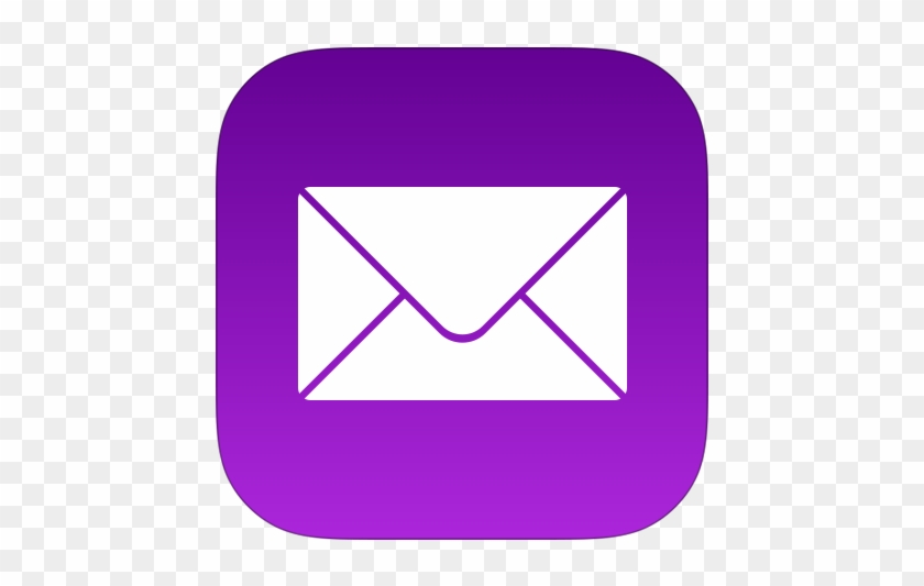 Yahoo,mail,512x512 Icon - Lot Of Unread Emails #102182