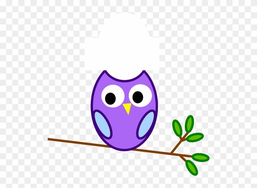 Owl Clip Art #102192