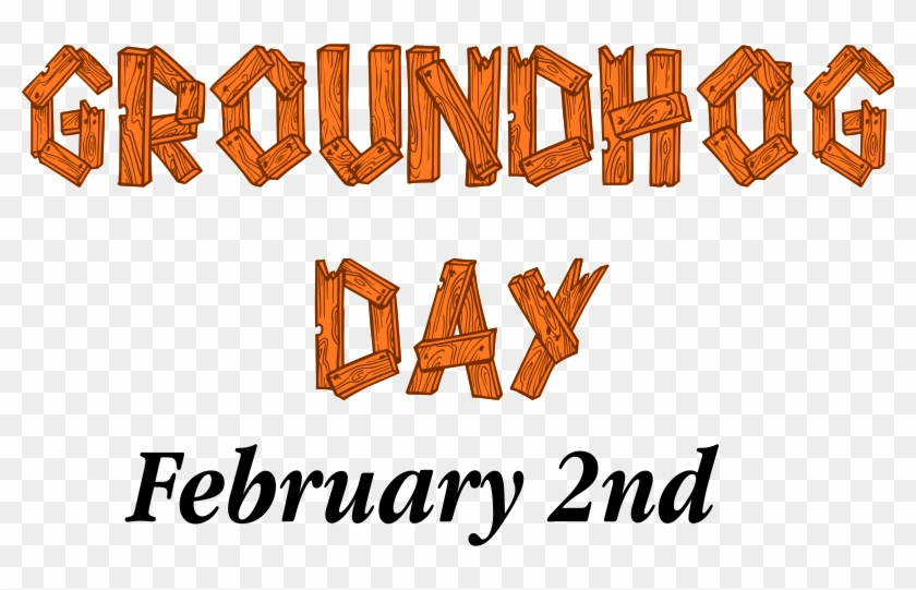 Free Groundhog Day Sign - Groundhog Day February 2 #102230