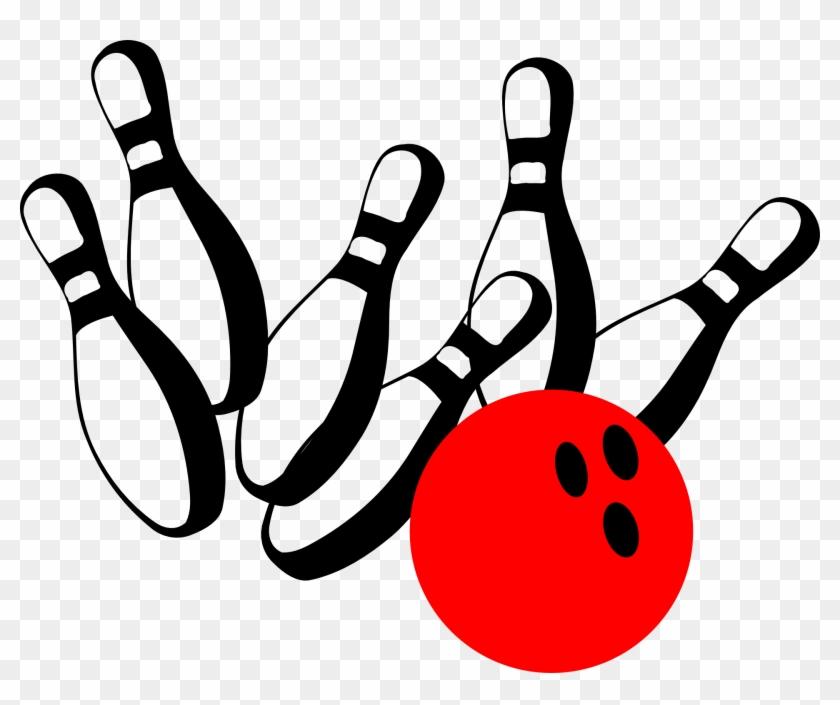 Bowling Artwork - Bowling Clip Art Free #102302