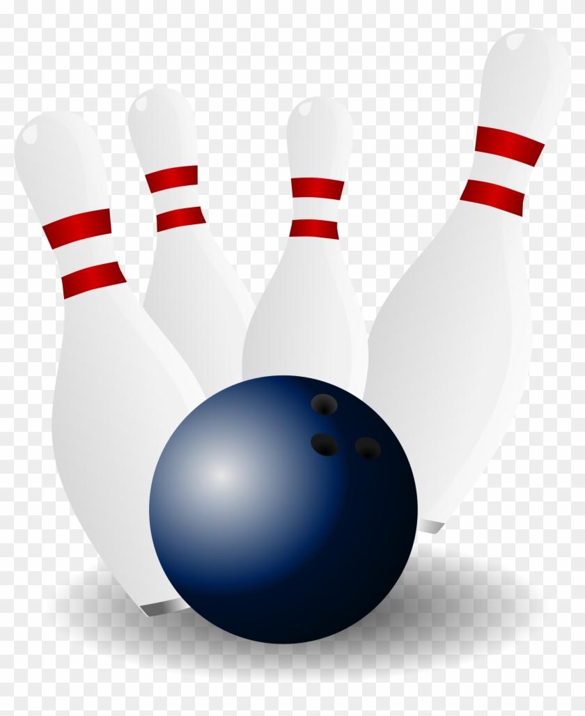 Bowling - Bowling Clip Art Png #102305