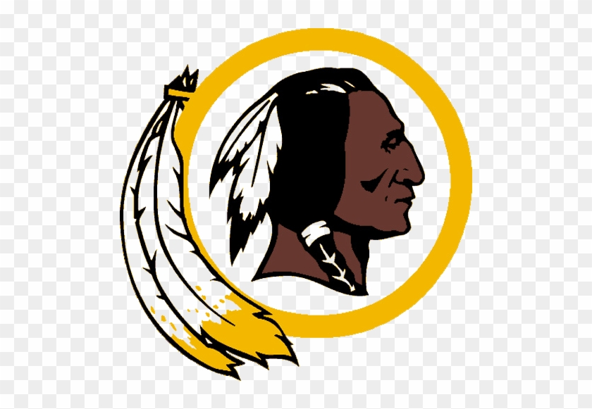 Download Washington Redskins Png Clipart Hq Png Image - Indian Sports Team Logo #102318