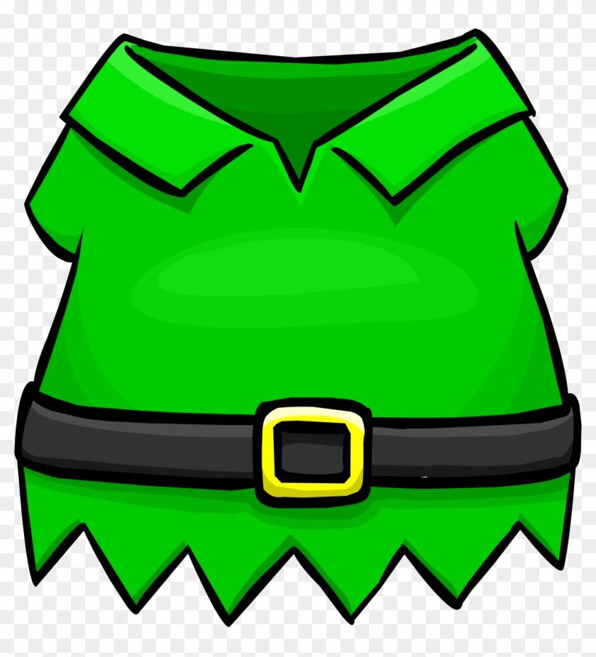 Elf Clipart Elf Body - Elf Outfit Clipart #102335