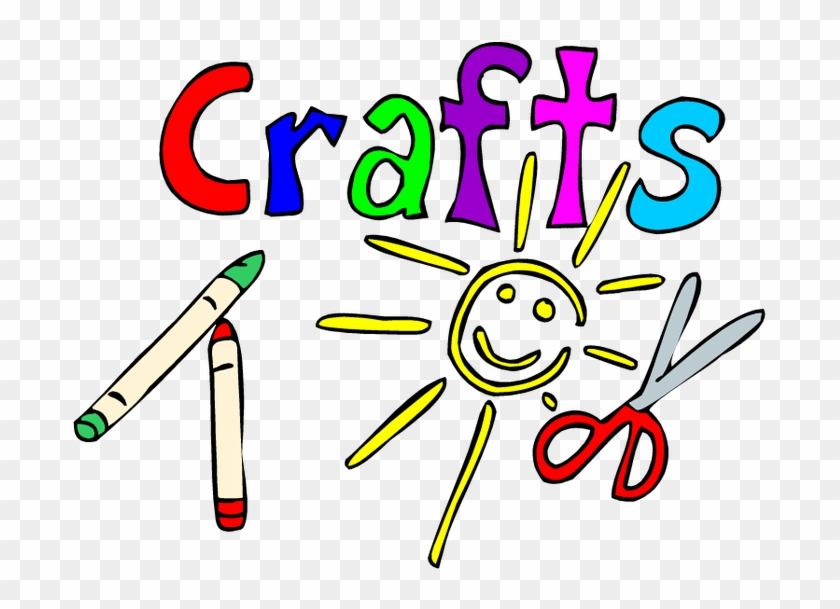 Arts And Crafts Club Thursday After School , Jan - Arts And Crafts Clip Art #102350
