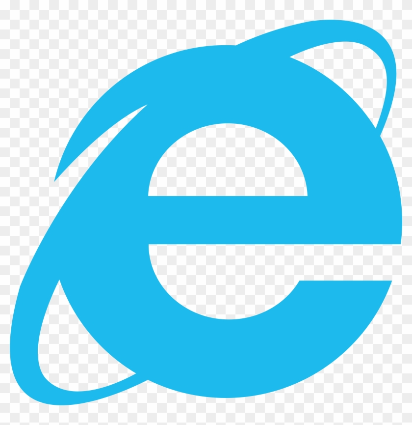 Internet Explorer 10 11 Logo - Portrait Of A Man #102359