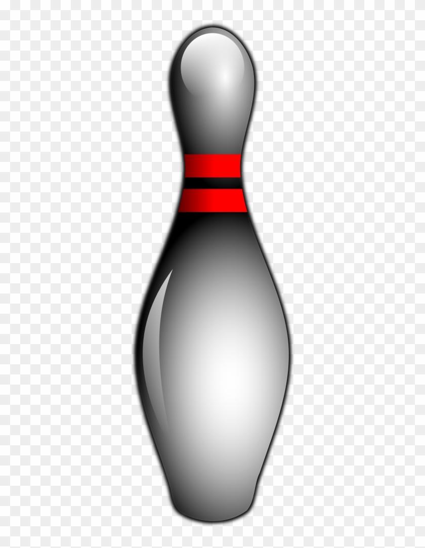 Bowling Pin - Small Bowling Pins #102366