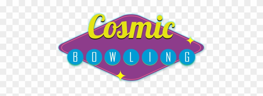 Cosmic Bowling St - Cash Bowling Logo Png #102391