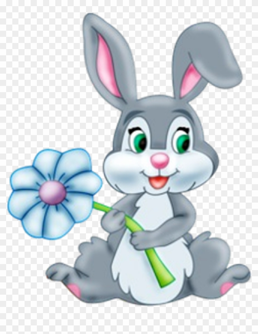 Cute Bunny Clipart Pin Janie Mendez4400yahoo On Easter - Cute Cartoon Easter Bunny #102466