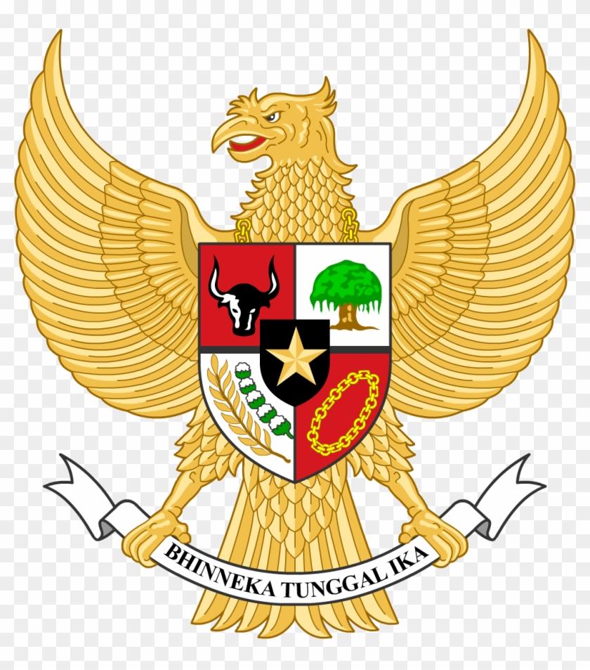 Logo Garuda Download - Indonesia Coat Of Arms #102513