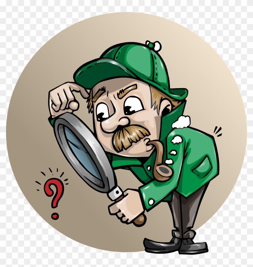 Are You Still Agile - Investigator Cartoon #102638