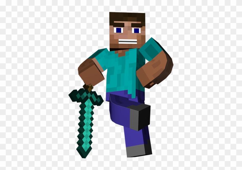 Minecraft Clipart Minecraft Steve - Minecraft: Minecraft Adventures - Surviving The First #102662