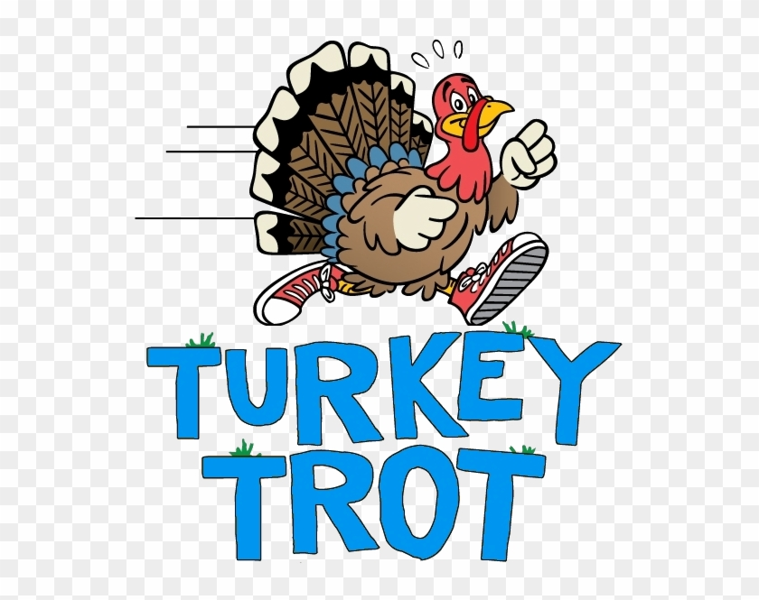 Join The Jefferson Elementary School Pta For Their - Turkey Trot #102777