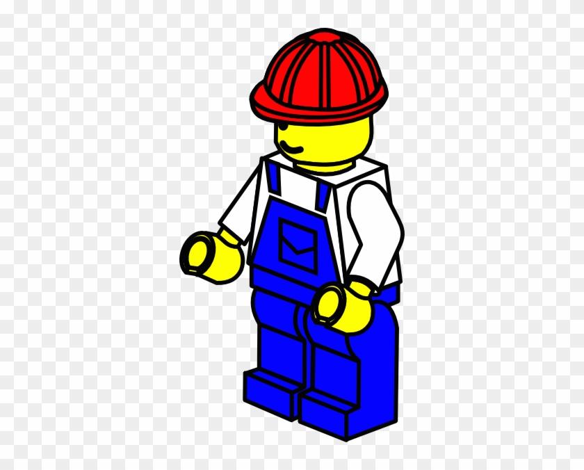 Lego Man Clip Art Little Lego Man Clip Art At Clker - Lego Clipart #102779
