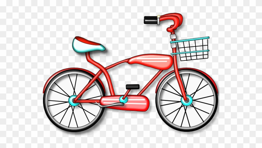 Bicycle Clipart Basket - Giant Tcr Mike Burrows #102818