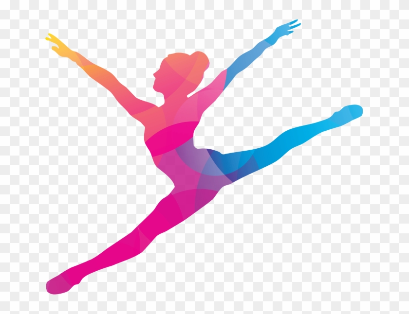 Graphic Of Dancer - Dance Recital Clip Art #102839
