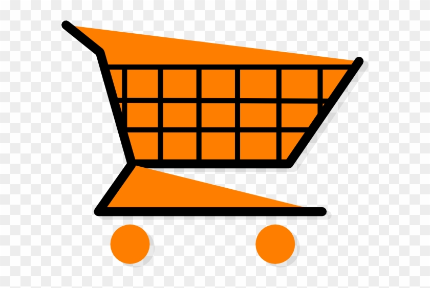 Shopping Basket Clip Art - Shopping Clipart #102922