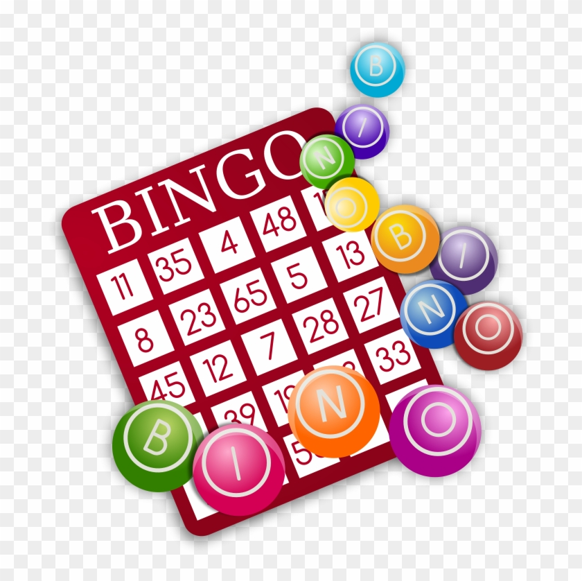 Free Bingo - Bingo Cards Clip Art #102942