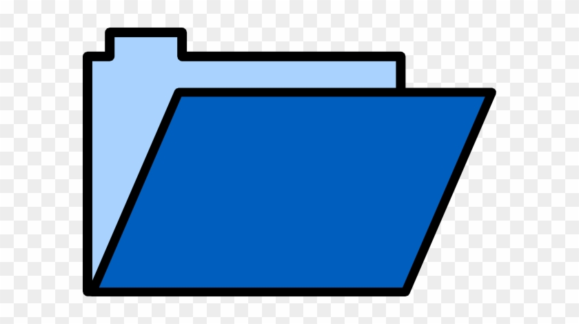 Basket Clipart Folder - School Folder Clip Art #102944