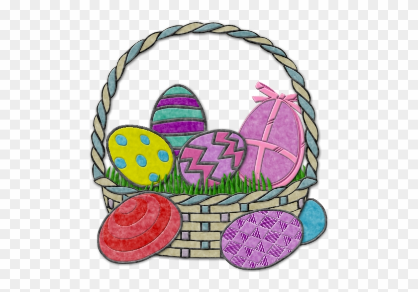 Easter Baskets Pictures - Clip Art #102947