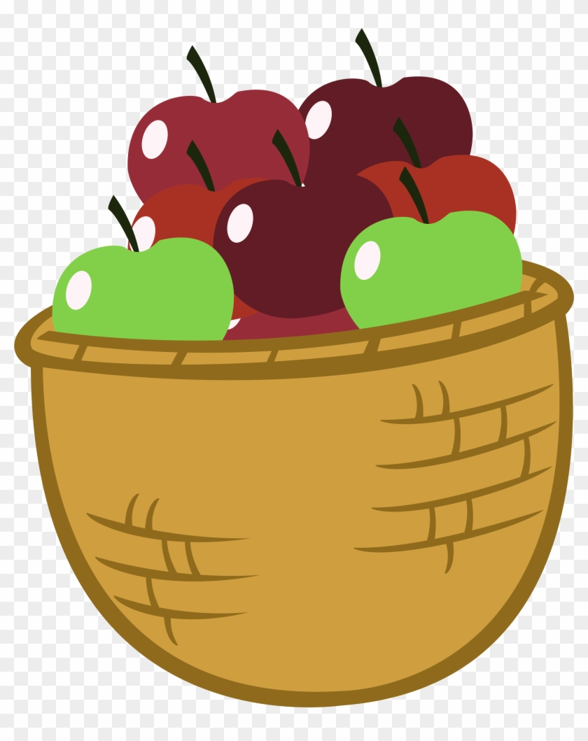 Basket Of Apples Cartoon Images - Basket Of Apples Cartoon #102996