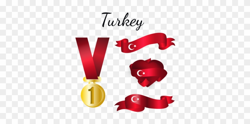 Turkey Flag, Turkey, Flag, Country Png And Vector - Thursday (timeless Series #4) #103038