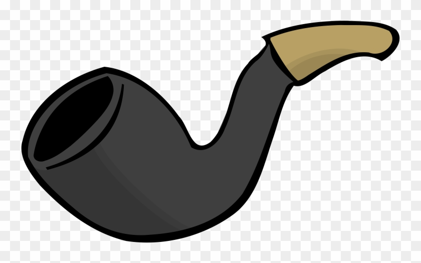 Smoking Pipe Cliparts - Pipe .png #103084