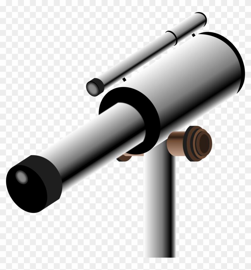 Astronomy Clip Art - Telescope Cliparts #103124