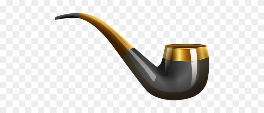 Discover Ideas About Tobacco Pipes - Pipe Clip Art #103169