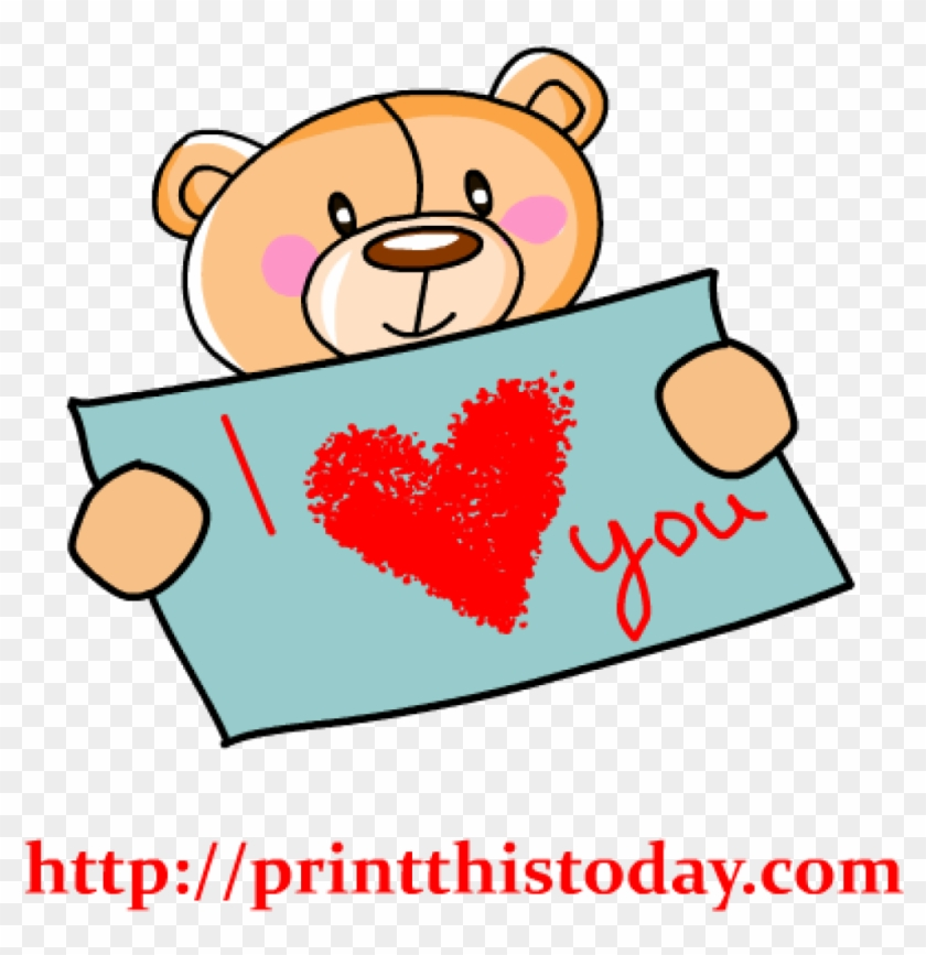 I Love You Clipart I Love You Clipart Clipart Panda - Love You Clipart Hd #103186