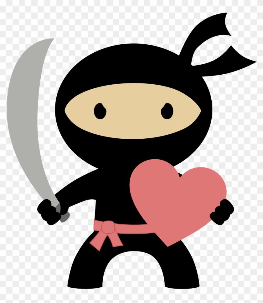Ninja In Love Clipart - Multiple Monster And Factor Ninja #103228