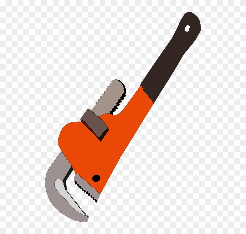 Pipe Wrench Clipart I2clipart Royalty Free Public - Pipe Wrench 3d Clip Art #103239