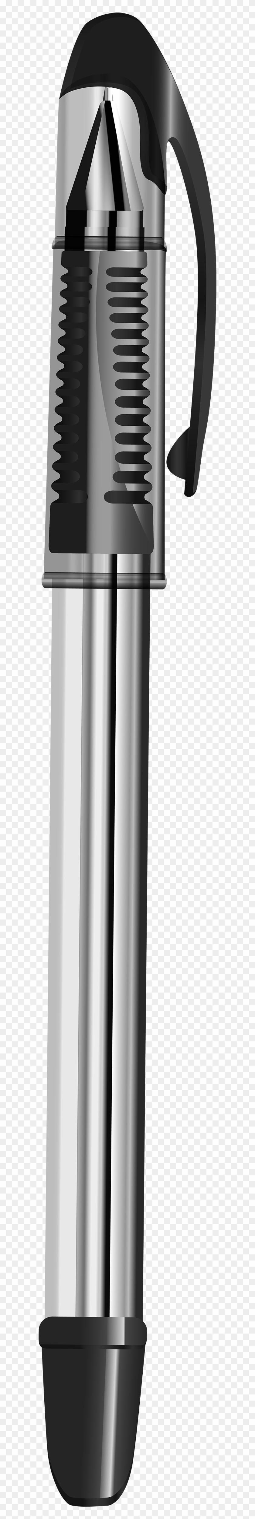 Black Pen Png Clip Art - Clip Art #103246